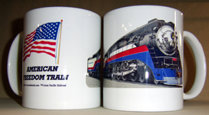 Coffee Mug American Freedom Train
