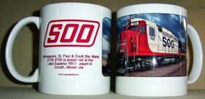 Coffee Mug SOO GP30 #700