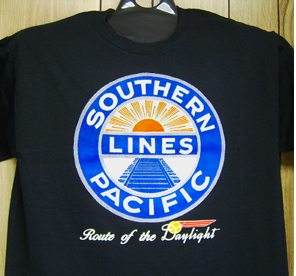 T-Shirt Southern Pacific Logo