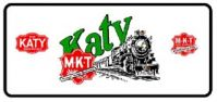 License Plat MKT Katy