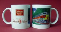 Coffee Mug Lackawanna E-Diesel