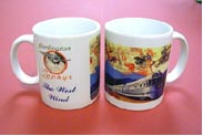 Coffee Mug Burlington Zephyr West