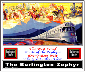 Mouse Pad Zephyr West