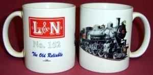 Coffee Mug L&N No 152