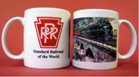 Coffee Mug PRR Bridge
