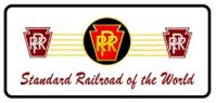License Plate PRR Logo