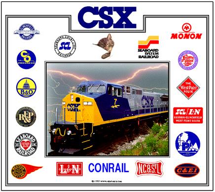 CSX, train, railroad, railway, diesel, steam, choo choo