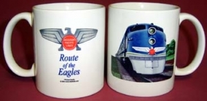 Coffee Mug MoPac E-unit Eagle