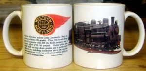 Coffee Mug WM Shay No6 w/verbage