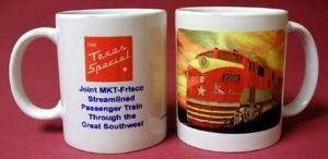 Coffee Mug Texas Special