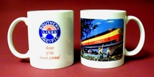 Coffee Mug SP Sunset Limited