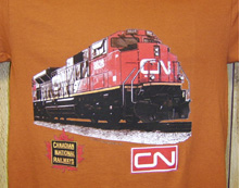 T-Shirt Canadian National