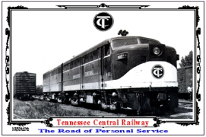 Tin Sign TC 801 & 801B in Yard