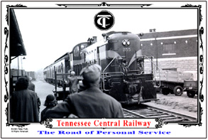 Tin Sign TC RS ALCO No 255 in Crossville