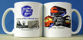 Coffee Mug Cotton Belt Diesels