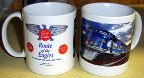 Coffee Mug MoPac Colorado Eagle