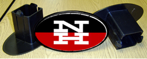Hitch Cover New Haven Logo
