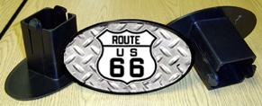 Hitch Cover Route 66