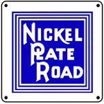 NKP Logo 6x6 Tin Sign
