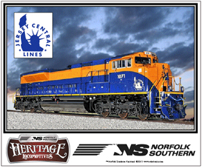 Mouse Pad Jersey Central Heritage Diesel