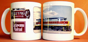 Coffee Mug LACKAWANNA NS Heritage