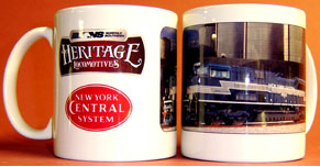 Coffee Mug NYC NS Heritage