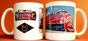 Coffee Mug LEHIGH VALLEY NS Heritage