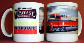Coffee Mug INTERSTATE NS Heritage