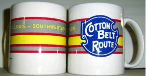 Coffee Mug Cotton Belt Logo