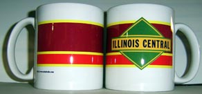 Coffee Mug IC Logo