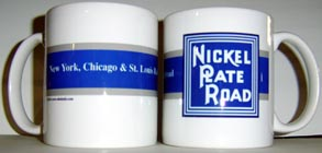 Coffee Mug NKP Logo