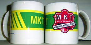Coffee Mug KATY Logo
