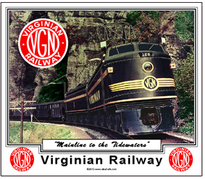 Mouse Pad Virginian Electrics
