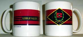 Coffee Mug LV Logo