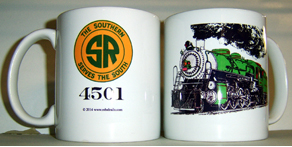 Coffee Mug SOUTHERN 4501 Steam