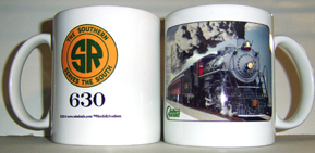Coffee Mug SOUTHERN 630 Steam