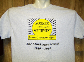 T-Shirt Sooner KO&G
