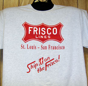 T-Shirt Frisco Logo