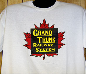T-Shirt Grand Trunk Logo