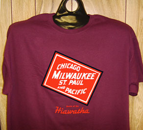 T-Shirt Milwaukee Logo