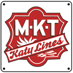 Katy Lines Logo 6x6 Sign