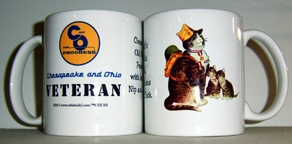Coffee Mug Peake Veteran
