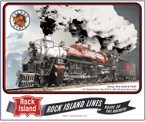 Mouse Pad Rock Steam 4055