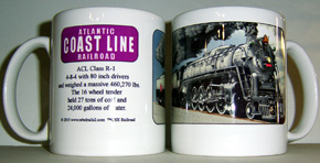 Coffee Mug ACL R-1 Class Steam