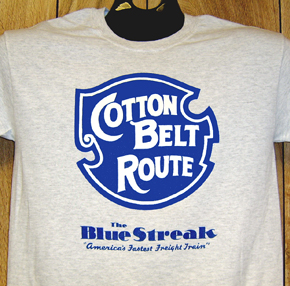 T-Shirt Cotton Belt Logo