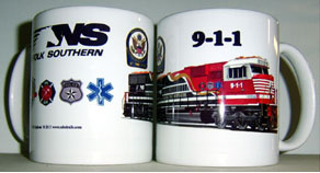 Coffee Mug NS 911 diesel