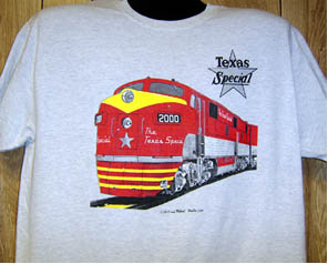 T-Shirt Texas Special