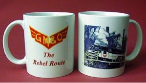 Coffee Mug GM&O GP30