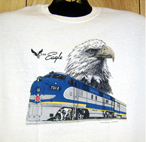 T-Shirt MoPac Eagle