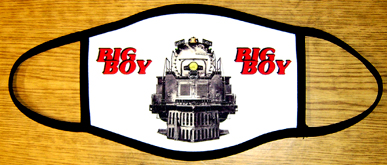 Mask Big Boy 4014 Mask